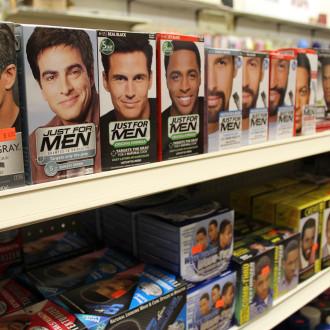 men's hair product